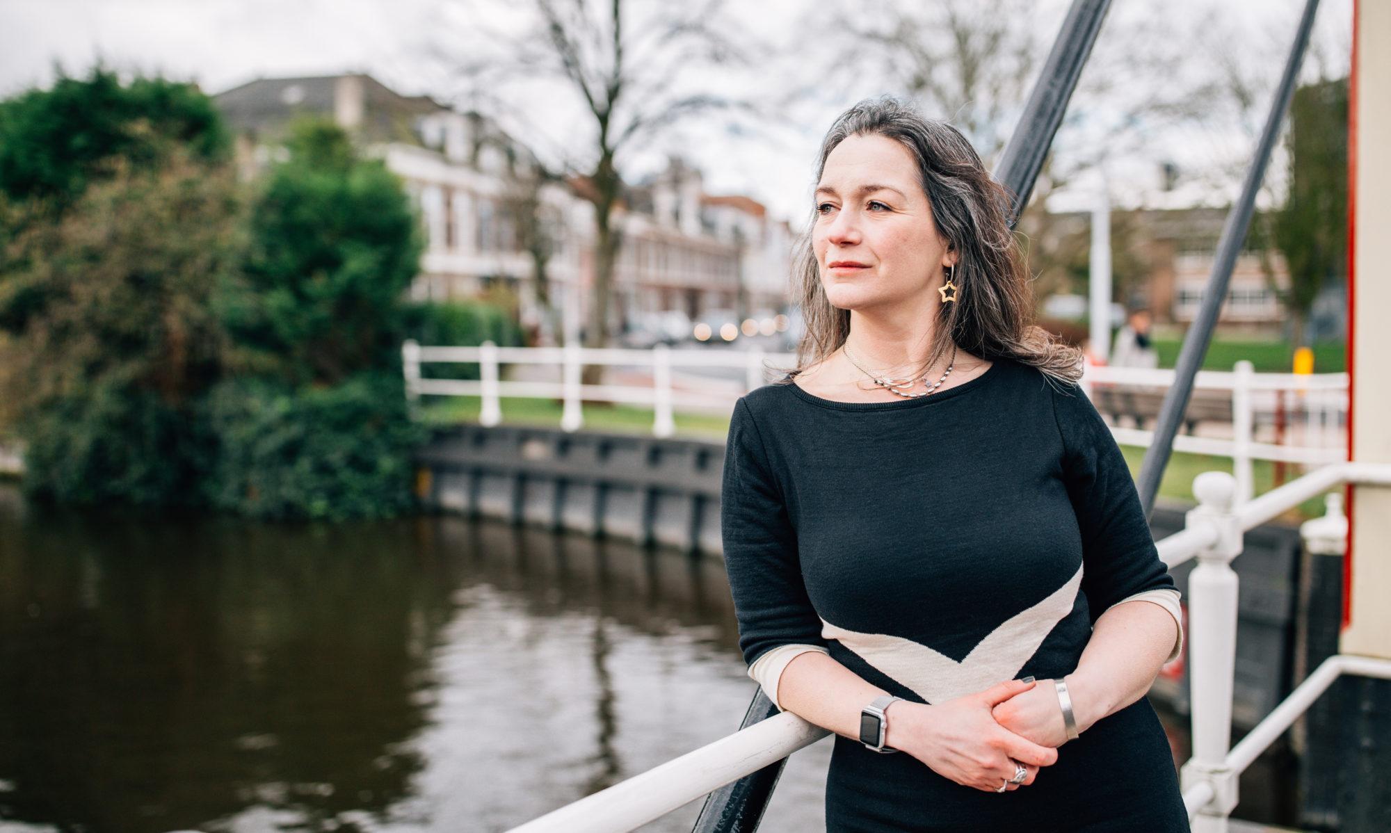 Susannah Herman - D66 Leiden